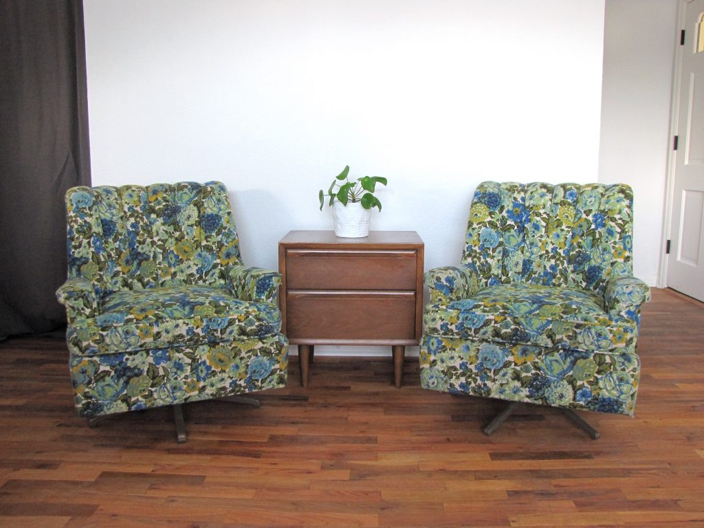 For sale at Em & Wit Furniture Repair and Design~Seattle area
