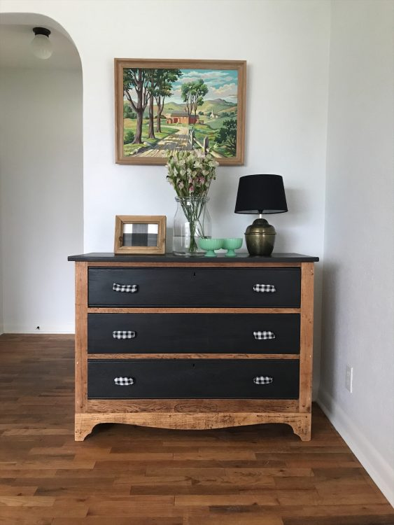 Em & Wit Design Seattle area furniture repair & refinishing